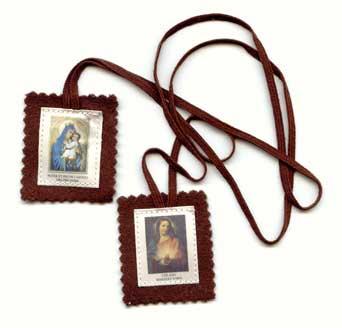 Prière à Saint Joseph pour trouver un travail Scapulaire-entier